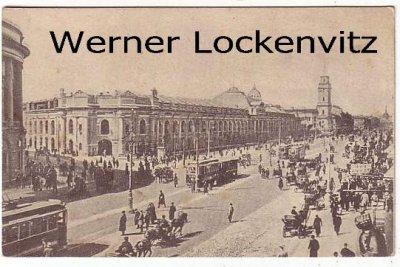 Leningrad Le prospect de 25. Octobre et Gostinny Dwor