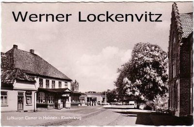Ansichtskarte Cismar in Holstein Klosterkrug