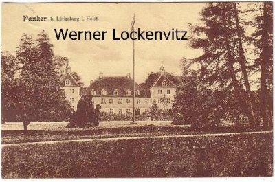 Ansichtskarte Darry Panker bei Lütjenburg Gut Panker
