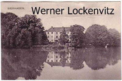 Ansichtskarte Altenkrempe bei Neustadt Gut Sierhagen