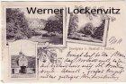 Ansichtskarte Sierksdorf-Oevelgönne bei Neustadt Gut Herrenhaus