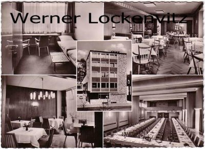 Ansichtskarte Heidenheim an der Brenz Hotelgaststätte Ottilienhof mehrfach