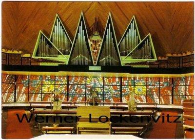 Ansichtskarte Buchbach im Frankenwald Kirche St. Laurentius