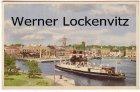 Ansichtskarte Vykorten Schweden Sverige Helsingborg Utsikt fran Fyren mit Fähre ferry
