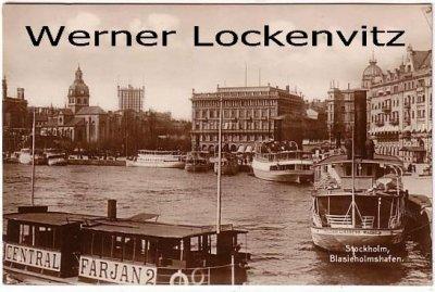 Ansichtskarte Vykorten Schweden Stockholm Blasieholmhafen mit Fähre