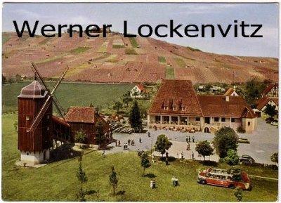 Ansichtskarte Trippsdrill-Cleeborn Altweibermühle Bes. K. Fischer