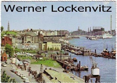 Ansichtskarte Hamburg Hafen