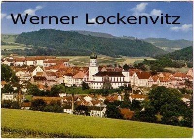 Ansichtskarte Stockach am Bodensee Ortsansicht Panorama
