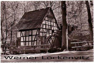 Ansichtskarte Bad Essen Mühle Wassermühle