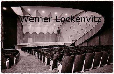 Ansichtskarte Trossingen Dr. Ernst Hohner-Konzerthaus Innenansicht