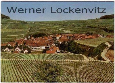 Ansichtskarte Vogtsburg im Kaiserstuhl Achkarren Ortsansicht