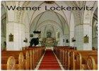 Ansichtskarte Burg auf Fehmarn St. Nicolai-Kirche Innenansicht