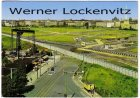 Ansichtskarte Berlin Potsdamer Platz mit Grenzanlagen