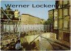 Ansichtskarte Berlin Bernauer Straße Grenzanlagen