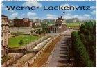 Ansichtskarte Berlin Brandenburger Tor mit Grenzanlagen