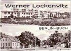 Ansichtskarte Berlin-Buch Neubaugebiet Karower Chaussee Schloßkrug Wiltbergstraße