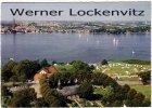Ansichtskarte Schleswig Panorama Im Vodergrund Haddeby