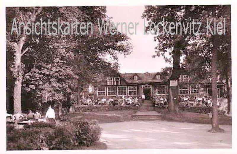 Ansichtskarte Bad Harzburg Höhen-Hotel Burgberg Inh. H. Eggeling