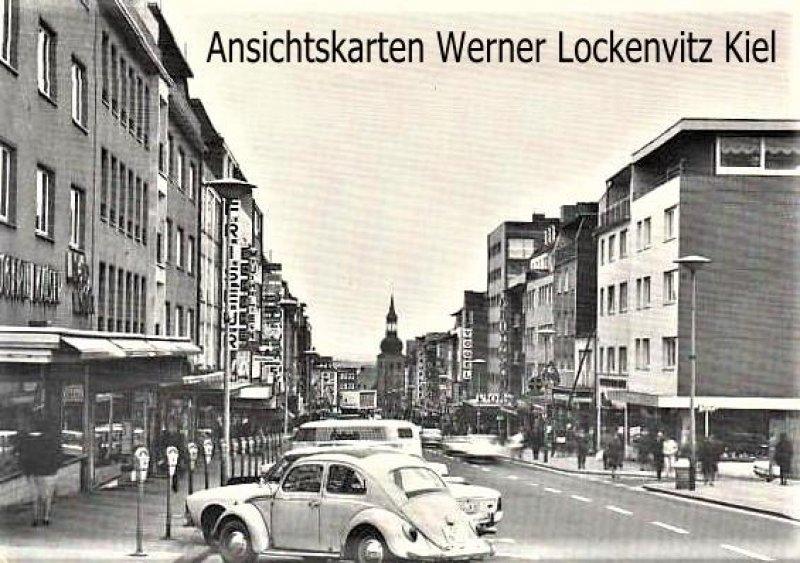Ansichtskarte Remscheid Hauptstraße