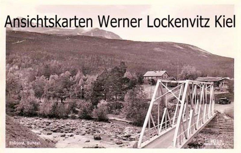 Ansichtskarte Norge Saltdal Storjord