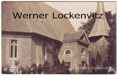 Ansichtskarte Kirchbarkau Kirche