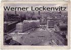 Ansichtskarte Berlin Alexanderplatz mit Werbestempel Technische Nothilfe