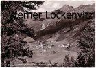 Ansichtskarte Österreich Obergurgl Ötztal Tirol Ortsansicht