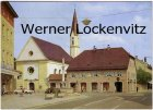 Ansichtskarte Bad Aibling Marienplatz mit Mariensäule und Sebastianikirche