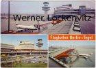 Ansichtskarte Flughafen in Berlin-Tegel