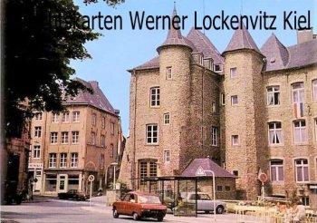 Ansichtskarte Alte Stadt Fischmarkt in Luxemburg