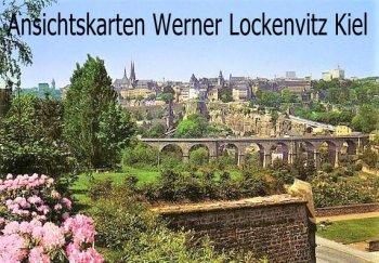 Ansichtskarte Luxemburg Luxembourg Panorama et Ville Haute
