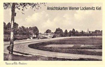Ansichtskarte Neuss am Rhein Stadion