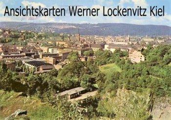 Ansichtskarte Hagen Panorama Blick auf die Stadt