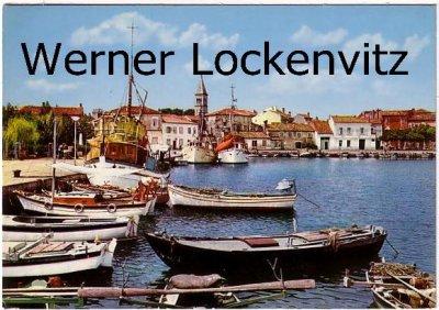 Ansichtskarte Kroatien Novigrad Hafen