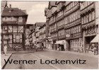Ansichtskarte Lange Straße in Hann. Münden