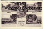 Ansichtskarte Keitum auf Sylt mehrfach Schulungs-Erholungsheim der AWO