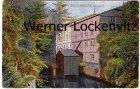 Ansichtskarte Malente Wassermühle