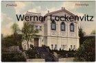 Ansichtskarte Flensburg Freimaurerloge