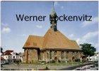 Ansichtskarte St. Bartholomäus-Kirche in Wesselburen