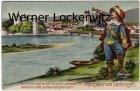Ansichtskarte Bad Säckingen Trompeter von Säckingen Prägedruck
