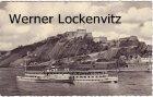 Ansichtskarte Koblenz Ehrenbreitstein mit Dampfer Vaterland