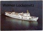 Ansichtskarte M/S Fehmarn Seetouristik Travemünde-Burgstaaken-Neustadt