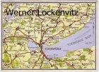 Ansichtskarte Eckernförde und Umgebung Landkarte map