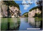 Ansichtskarte Donaudurchbruch mit Dampfer bei Kelheim-Weltenburg