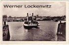 Ansichtskarte Kiel-Gaarden Fähre ferry