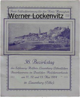 Lauenburg Freie Schlachterinnung für den Kreis Herzogtum Lauenburg Sitz in Mölln