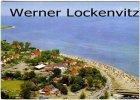 Ansichtskarte Strande Ortsansicht mit Restaurant-Park-Cafe Luftbild