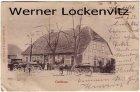 Ansichtskarte Pritzier bei Ludwigslust Hagenow Gasthaus