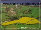 Ansichtskarte Schönberg-Holm Holstein Kalifornien Ferienpark Luftbild