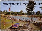 Ansichtskarte Bad Säckingen Waldbad